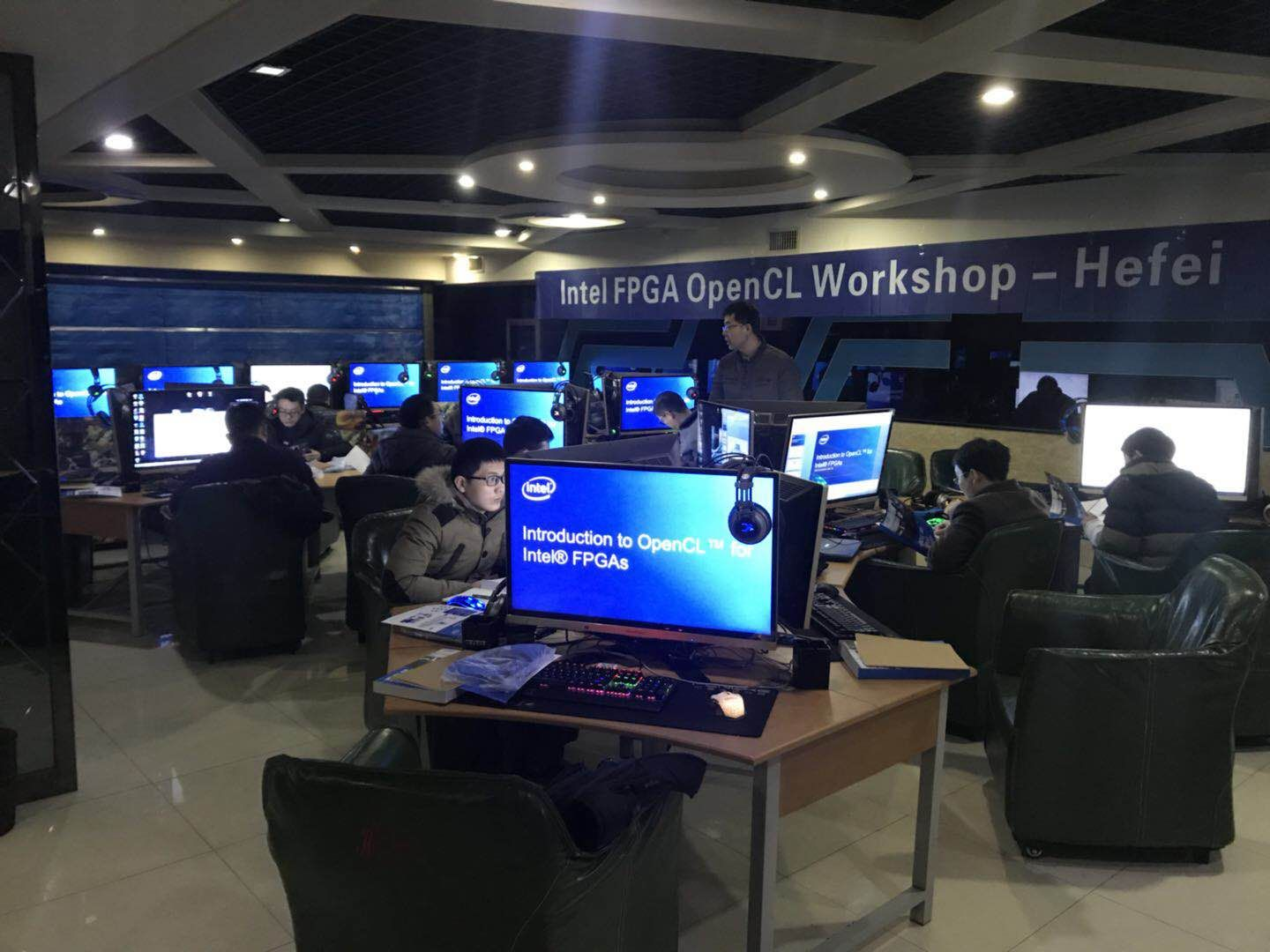 Intel OpenCL Workshop 一 Hefei